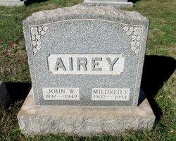 Mildred V. Airey