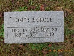 Omer B Grose