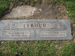 Elizabeth <i>Flugel</i> LeBold