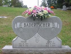 Doris Jean <i>Payton</i> Badertscher