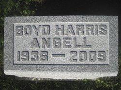 Boyd Harris Angell