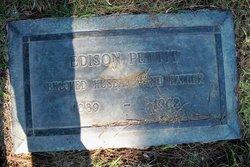 Edison E Pettit