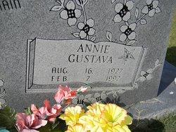 Annie Gustava Brown