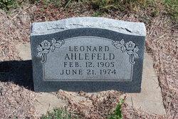 Leonard Ahlefeld