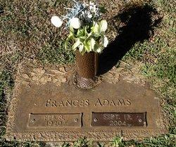 Frances Adams