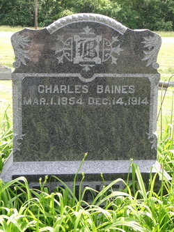 Charles Baines
