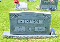 Mildred F <i>Anderson</i> Anderson