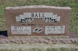 Victor L Ball, Sr