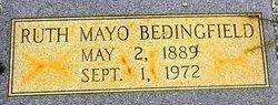 Ruth <i>Mayo</i> Bedingfield