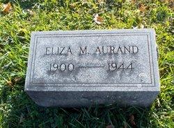 Eliza M. Aurand