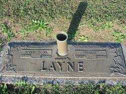 Marie <i>Hulbert</i> Layne