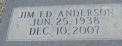 Jim Ed Anderson