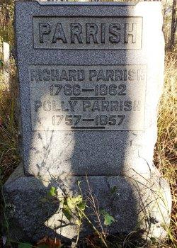 Mary <i>Criss</i> Parrish