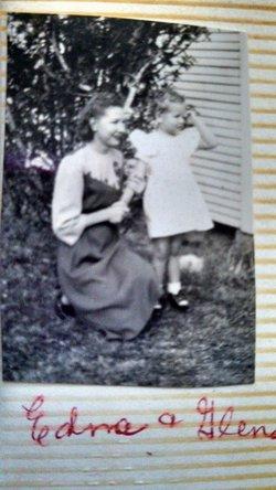 Edna Monnette <i>Rasberry</i> Burtis