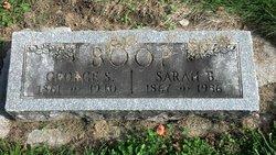 Sarah Isabel <i>Harshbarger</i> Boop