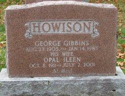 Opal Ileen <i>Jannack</i> Howison