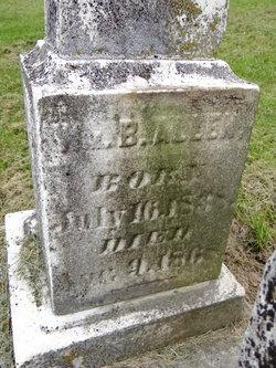 William B Allen