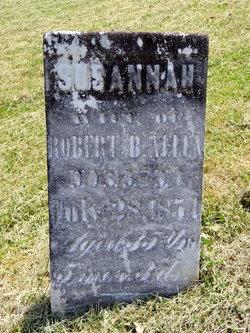 Susannah <i>Morrow</i> Allen