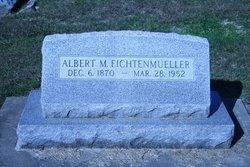 Albert M Fichtenmueller