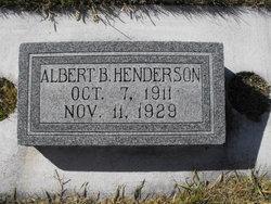 Albert Barker Henderson