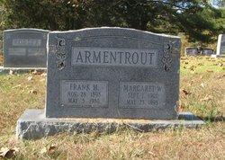 Margaret W Armentrout