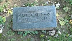 Albert A Atkinson