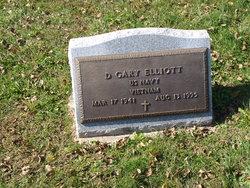 Delbert Gary Elliott