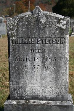 Thomas Stetson