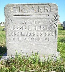 Mrs Jessie L <i>Welles</i> Tillyer