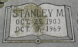 Stanley Morgan Mahavier