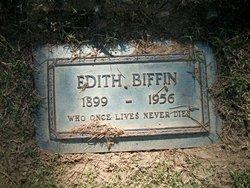 Edith <i>Davis</i> Biffin