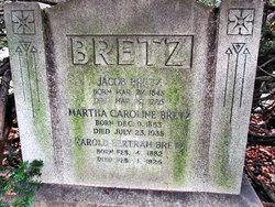 Harold Bertram Bretz