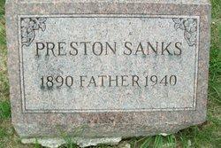 Preston Sanks