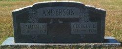 Georgetta <i>Hughes</i> Anderson
