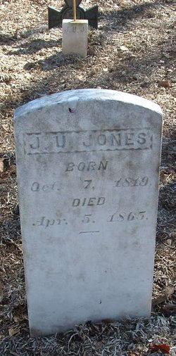 James Urbin Jones