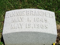 Fannie <i>Teweles</i> Brandeis
