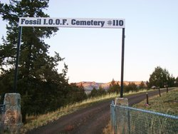 Fossil IOOF Cemetery