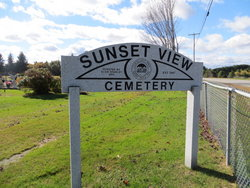 Sunset View Cemetery