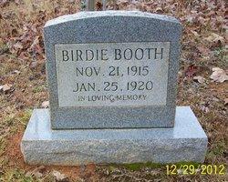 Birdie Booth