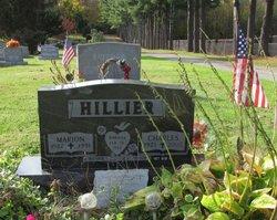 Marion M. <i>Gause</i> Hillier