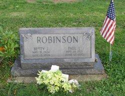 Betty Jean <i>Gause</i> Robinson