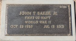John Thomas Tom Baker, Jr