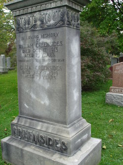 Sarah Eliza <i>Powell</i> Greensides