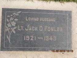 Jack Dean Fowler