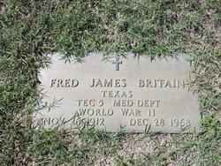 Fred James Britain, Jr