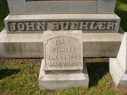 Ida F. Buehler