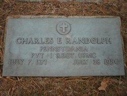 Charles E Randolph