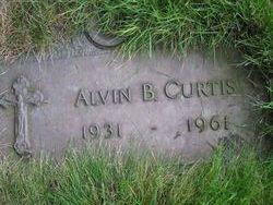 Alvin B Curtis