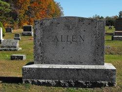 Frederick H Allen