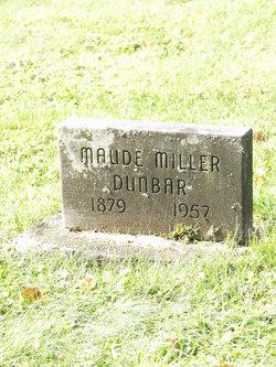 Maude <i>Miller</i> Dunbar